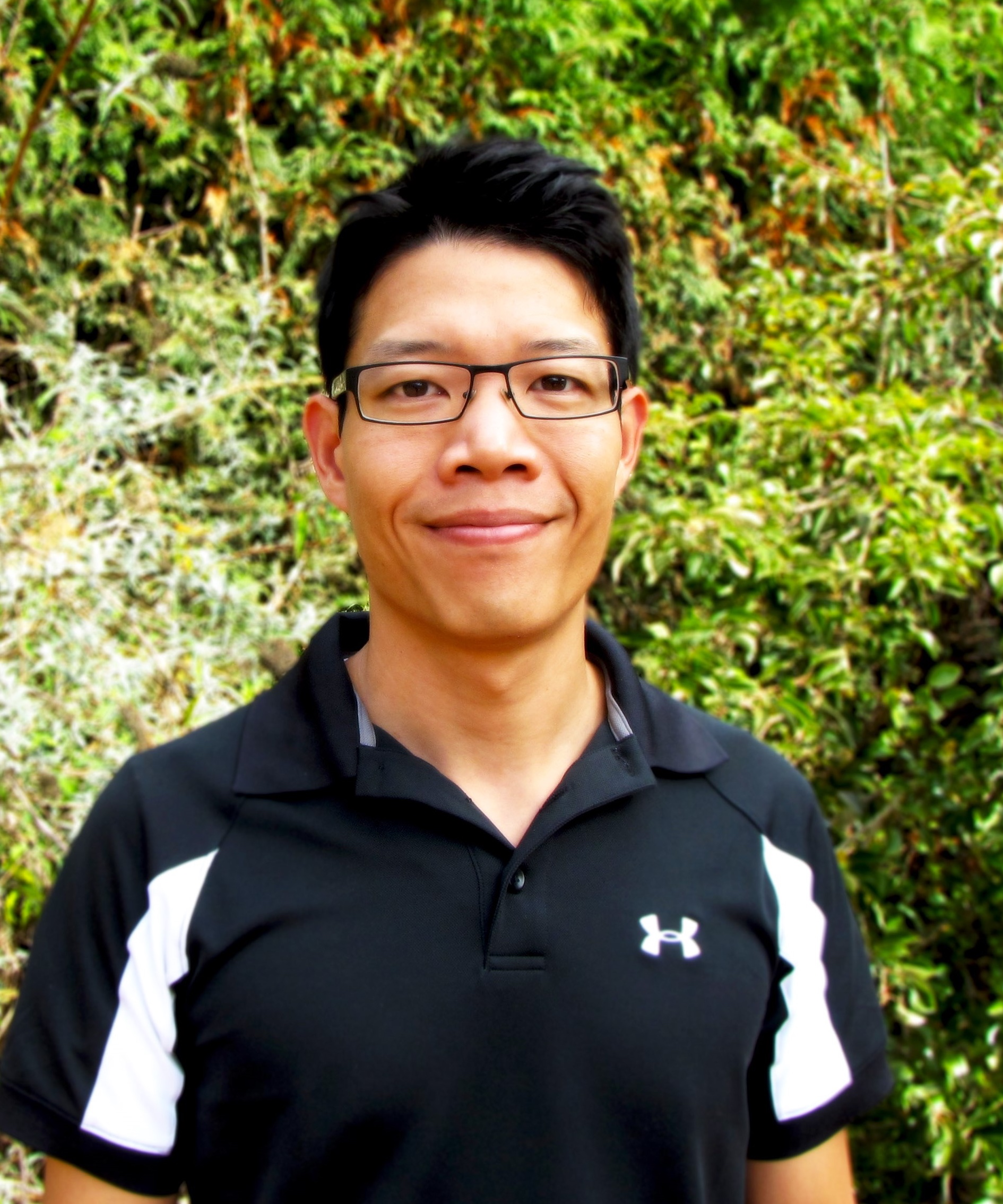 Dr. Brian Lim BSc, DC, Chiropractor